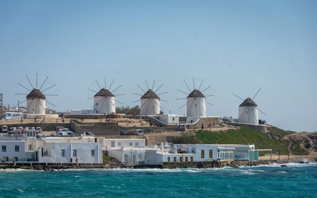 9 Top Greek Island Destinations