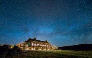 photo courtesy of The Lodge and Spat at Brush Creek Ranch