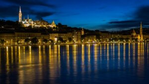 Budapest on the Danube (image by Robert Balog from Pixabay)