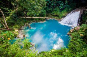 Jamaica Blue Hole