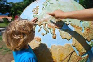 Show your kids the world