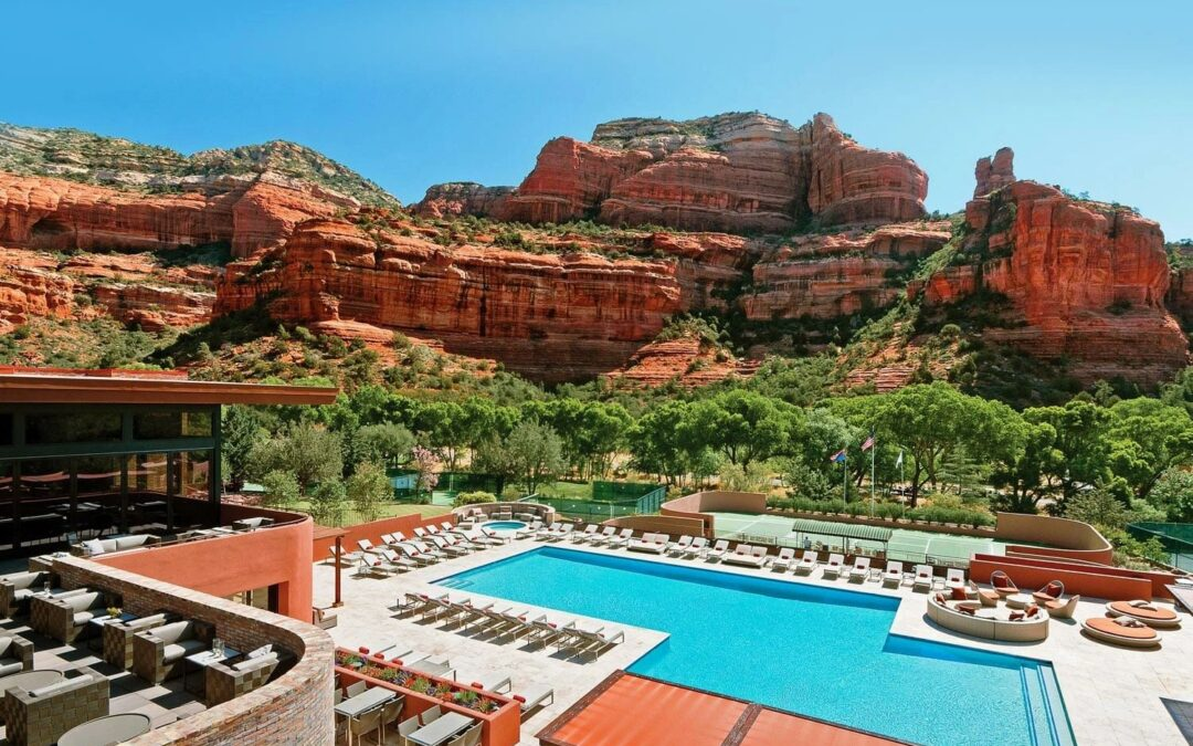 5 Amazing Luxury Resorts in the United States