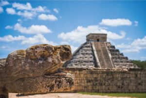 Chicen Itza, Merida, Mexico