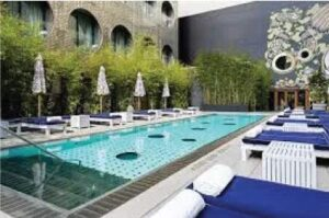 Rooftop luxury in the heart of NYC