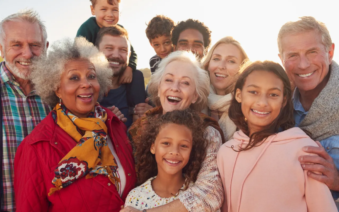 Top 5 Multigenerational Vacations