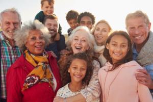 Multigenerational family vacations