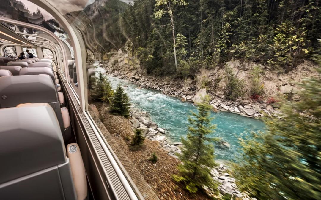 Adventure by Rail: Train Travel Through North America