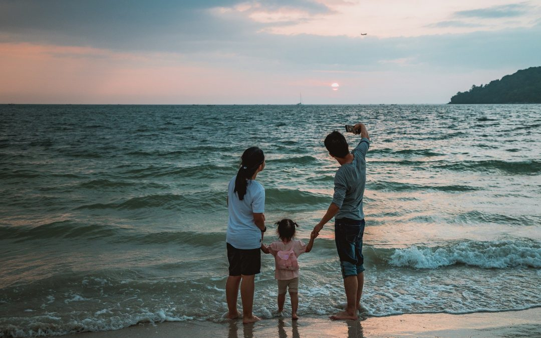 5 tips for a fun and low-stress vacation with children
