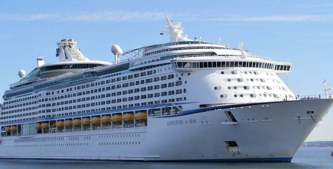 Royal Caribbean's Adventure of the Seas ready for some cruising