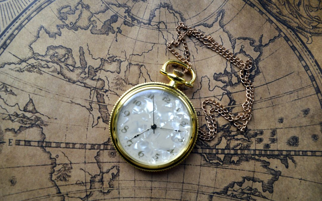 It's time…to start thinking about travel
