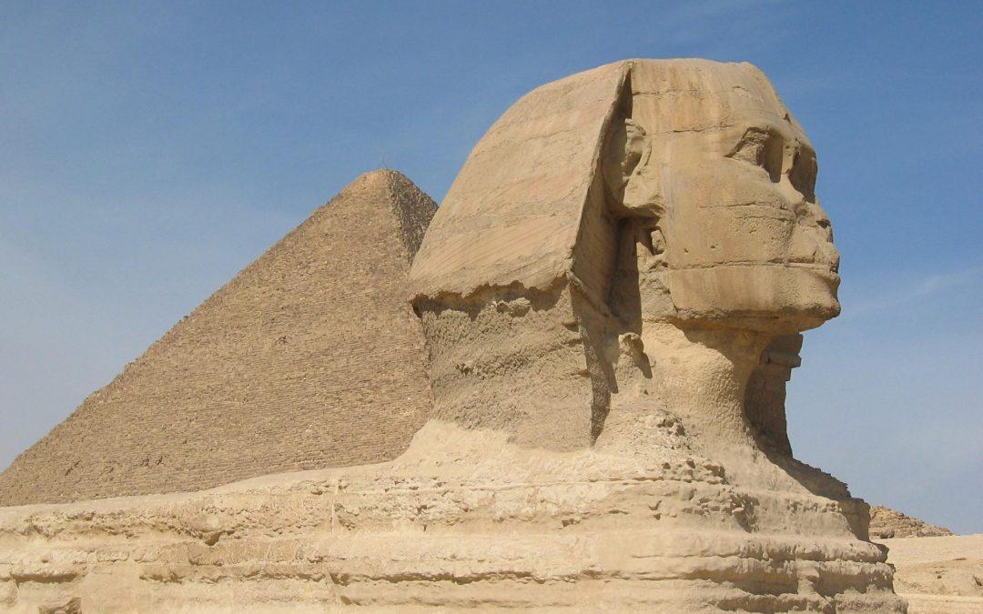Sphinx on your bucket list