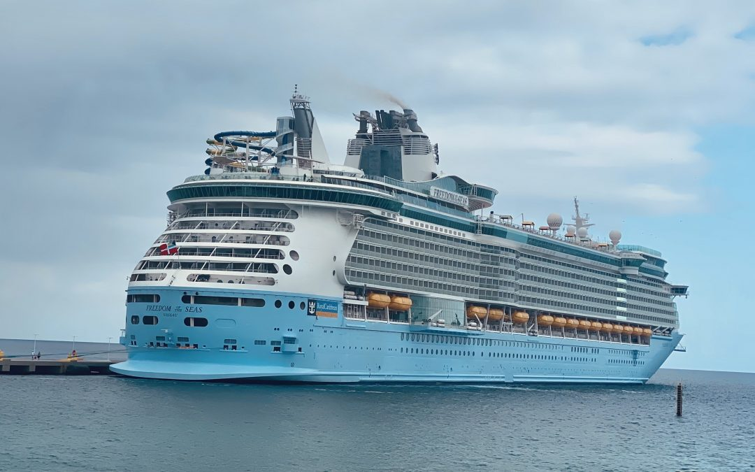 Cruise ships are back  – what it was like to sail again