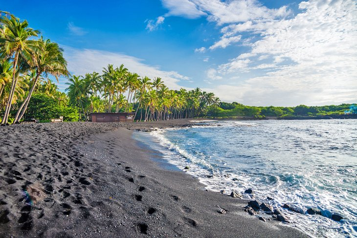 10 Amazing Black Sand Beaches That You Must See to Believe
